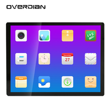 17inch Android System Squarescreen LCD Screen 4:3 Industrial Computer Built in WiFi Capacitive Touch Screen Industrial Computer