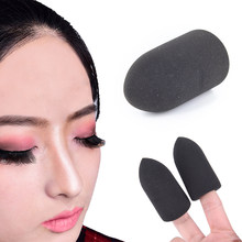 1 x Powder Puff 3D Makeup Sponge Makeup Finger Sponge Studio Sponge Powder Foam Smooth(China)