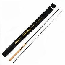 Crony Grasp Masc702MH-S Bass 2pieces Casting Rods 7'0″/2.13m 7-25g Lure Weight 8-20lb Line Class Casting Rod