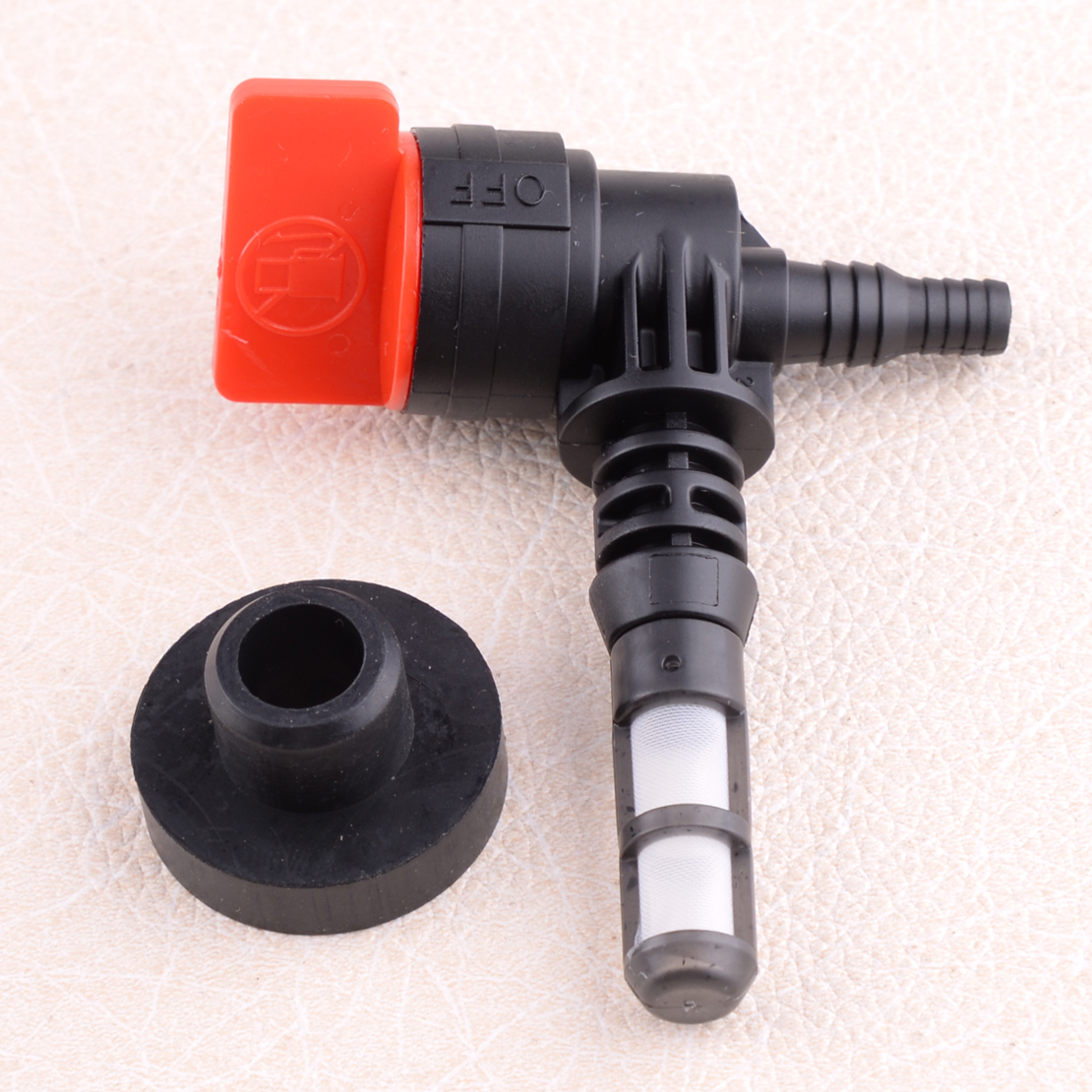 US $4 51 59% OFF LETAOSK Shut Off Valve Gas Fuel Grommet Filter Tanks Fit  for Briggs&Stratton 80270GS 80270 78299 192980GS 208961 Generator-in Tool