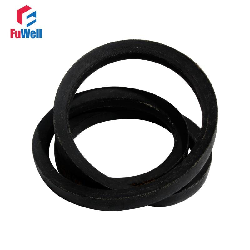 uxcell/® A-47 Drive V-Belt Girth 47-inch Industrial Power Rubber Transmission Belt