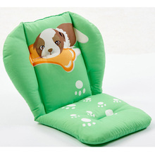 Amazing Baby Stroller Cushion Child Cart Seat Cushion Pushchair Cotton Mat 0-36 Month Baby Car Pad Cartoon Stroller Accessories