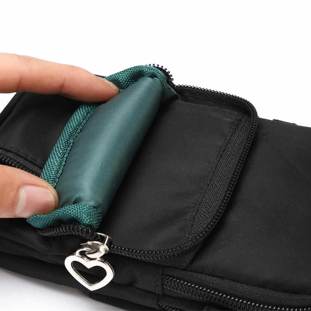 bags handbags Ladies Cute Bolsas Femininas crossbody bags Ladies Nylon Solid Color Vertical Shoulder Bag Diagonal Bag womens