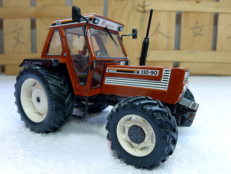 REP 1:32 FIAT 110-90 tractor Alloy model agricultural vehicles Favorites Model gifts 1 32 ros fiatagri g240 tractor models alloy car models favorites model