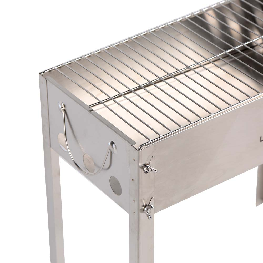 Portable folding stainless steel bbq grill - Grill for bbq stainless steel ...