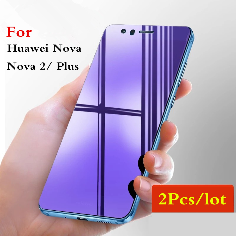 2Pcs Tempered Glass For Huawei Nova 2 plus Full Tempered Glass Screen Protector For Huawei Nova Anti-Glare Glass Protective film2Pcs Tempered Glass For Huawei Nova 2 plus Full Tempered Glass Screen Protector For Huawei Nova Anti-Glare Glass Protective film