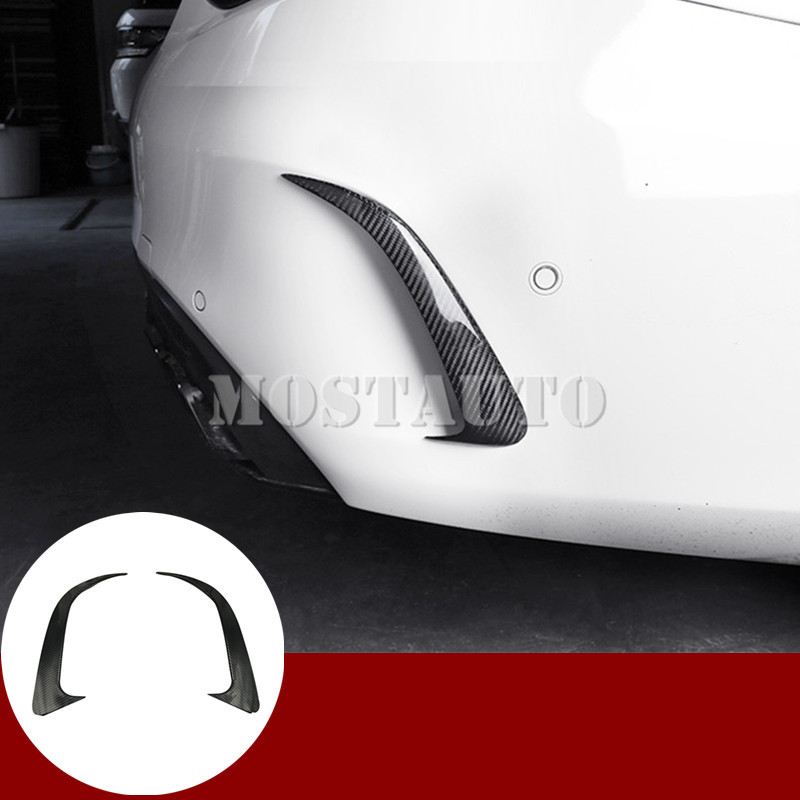 Mercedes X117 C117 CLA45 CLA250 AMG Lower Bumper Trim Cover Rear Genuine NEW