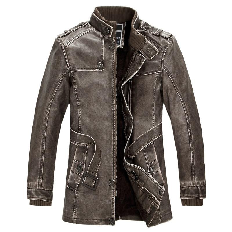 Online Get Cheap Leather Fleece Jacket -Aliexpress.com   Alibaba Group