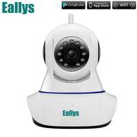 Security Network Wifi 720P CCTV Camera Wireless Megapixel HD Digital Security Ip Camera IR Infrared Night