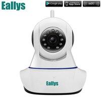Red wifi 720 P CCTV cámara de seguridad Inalámbrica Digital de Megapixel HD ip IR cámara de Visión Nocturna Por Infrarrojos de Seguridad de alarma local