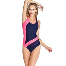 2019 Mulheres Profissionais Esportes Maiô One Pieces Swimwear Feminino  Empurrar Para Cima do Biquíni Macacão Colete 58010f38e5978
