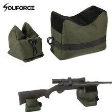 Передняя и задняя Наждачная сумка для охотничьей ружья из Оксфордской