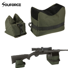 Tatical Front&Rear Sandbag Shooting Hunting Rifle Support Oxford Cloth Unfilled Package