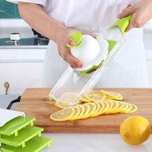 4 In1 Super Slicer Plus Vegetable Fruit Peeler Dicer Cutter Chopper Nicer Grater