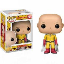 Funko POP Anime One Punch Boy Dolls Collection Model Toy PVC Movie Action Figures ONE PUNCH-MAN Kids Toy original egg mimikyu figures anime action toy figures collection model toy car decoration toy ken hu store pokemones