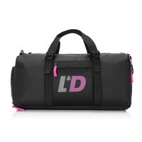 Waterproof Dry Wet Fitness Bag Outdoor Sport Gym Yoga Duffel Bag With Departed Shoe Compartment Men