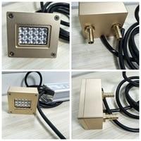 100w 150w Uv Led Module 395nm For Uv Light Flatbed Printer Uv Glue Curing Light Ink