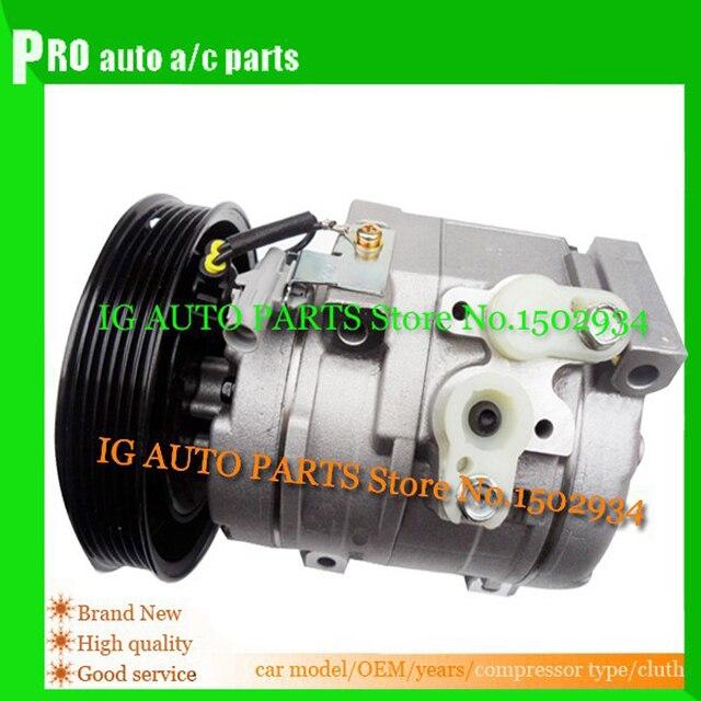 10S15L AC Compressor For Car Toyota Corolla Matrix  Altis L4 1.8 03-08 88310-02200 447170-9870 447280-0100 88320-2B420
