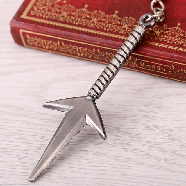 Naruto Keychain Weapon Model