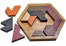 Classic Style Wooden Puzzle