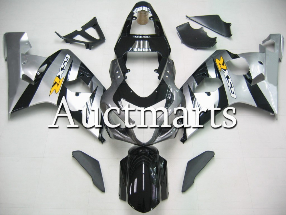 Fit for Suzuki GSX-R 750 2004 2005 high quality ABS Plastic motorcycle Fairing Kit Bodywork GSXR750 04 05 GSXR 750 GSX R750 C 09 high quality abs plastic for suzuki gsxr gsx r 600 750 gsxr600 gsxr750 2004 2005 k4 04 05 moto custom made motorcycle fairing