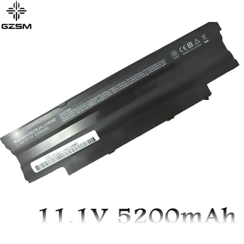 GZSM Laptop Battery N4010 for Dell 14R battery for laptop N3010D N7010 N5010 N3010 J1KND N3110 N4050 N4110 N5010D N5110 N7010