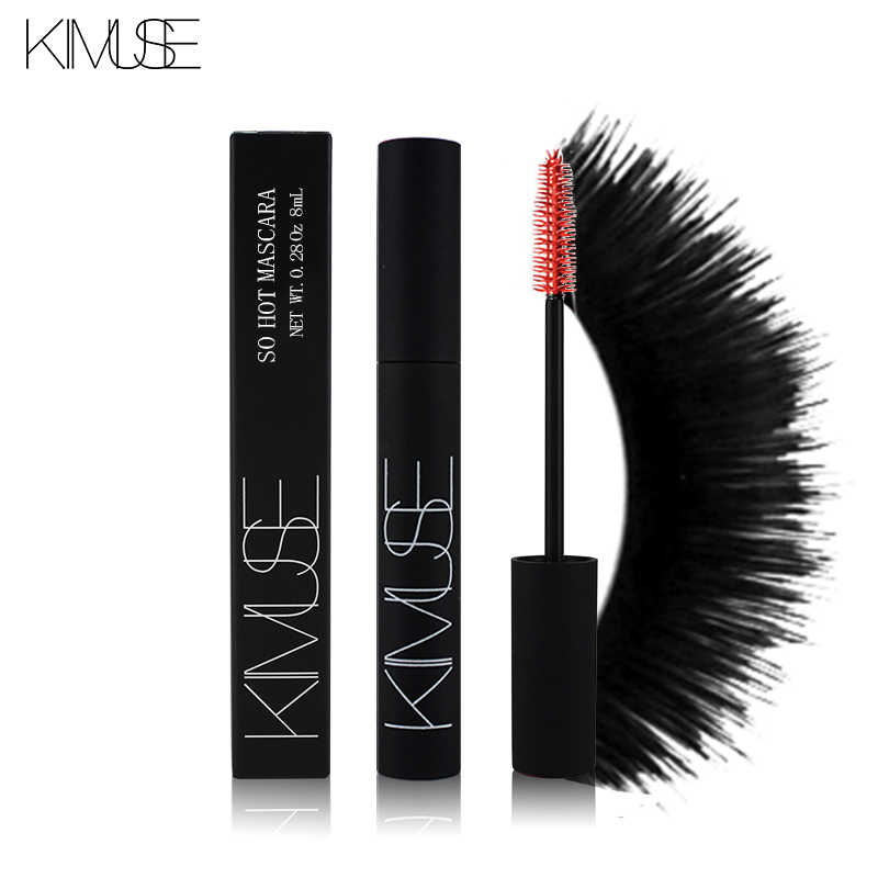 fef6641ea7d KIMUSE Mascara Volume Express Eyes Thick Enhance Mascara Curling False  Eyelashes Make Up Long Fiber Beauty