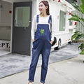 Maternity Denim Jumpsuit Denim Overalls for Pregnant Women Autumn Winter Maternity Jeans for Pregnant Women Maternity Pants
