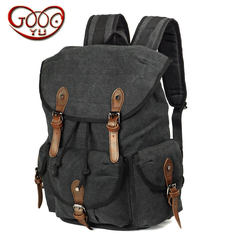 Mens Crazy Horse Leather Backpack Leisure Travel Bag personalized computer bag British canvas backpack large luggage bagMens Crazy Horse Leather Backpack Leisure Travel Bag personalized computer bag British canvas backpack large luggage bag