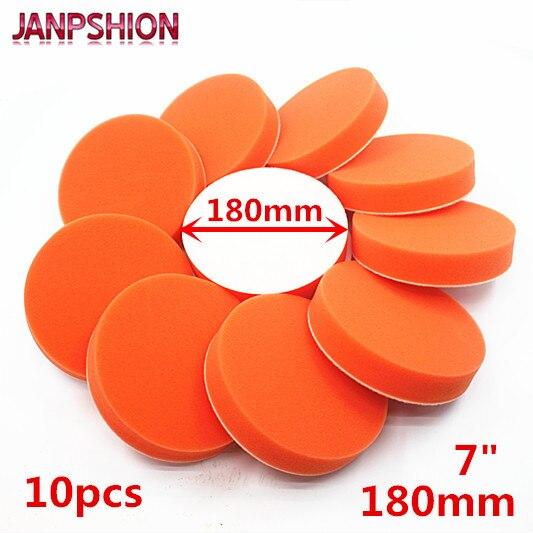 JANPSHION 10PC 180mm 7