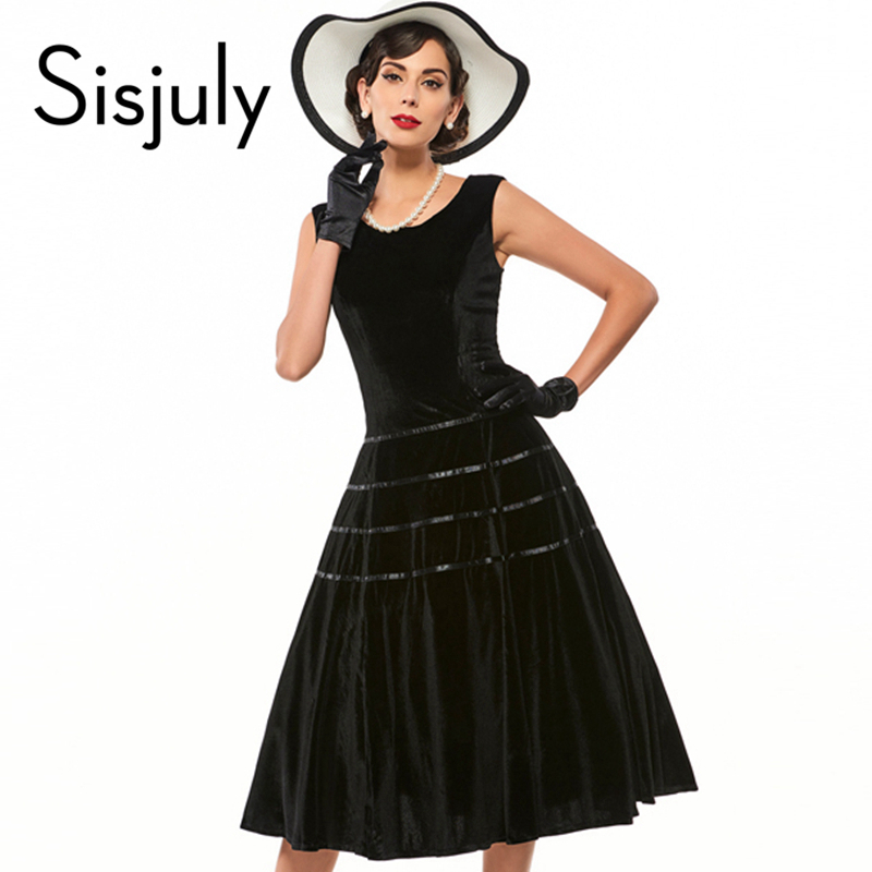 Online Buy Wholesale black rockabilly dress from China black ...