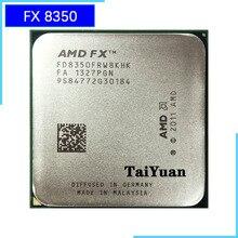 AMD FX Series FX 8350 FX 8350 4.0G 8 Core CPU 125W FD8350FRW8KHK ซ็อกเก็ต AM3 +