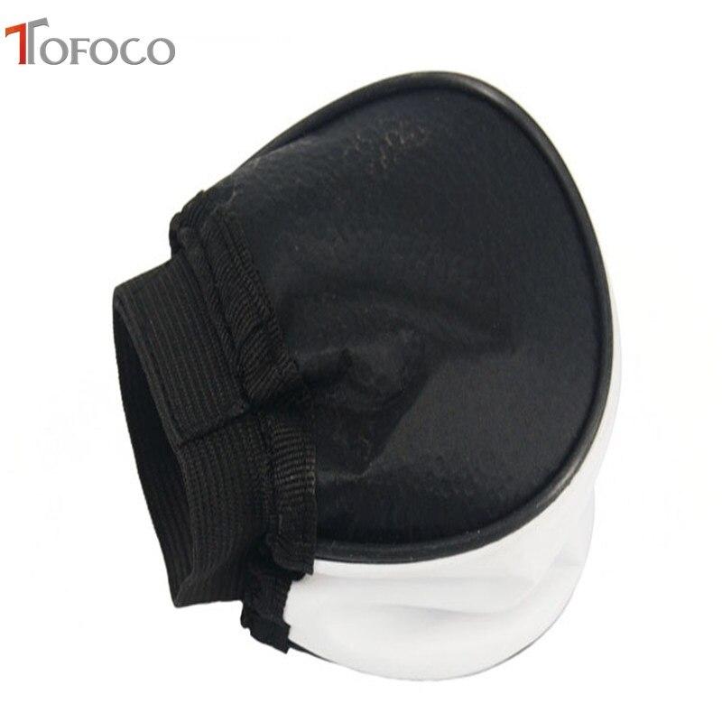 TOFOCO prenosni univerzalni plašč mehko bliskavico, mehka - Kamera in foto - Fotografija 5