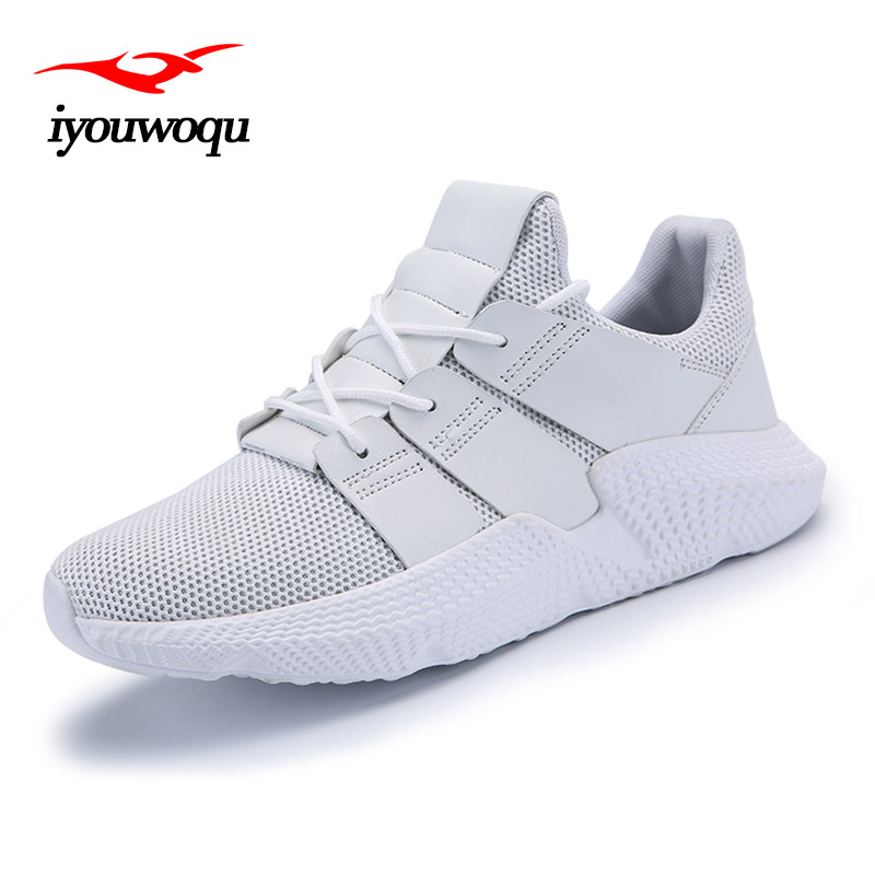 2018 newest Spring and Autumn running shoes sneakers for men sports shoes breathable mesh outdoor for men hedgehog shoes