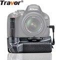 Travor pil yuvası Tutucu Için Nikon D5100 D5200 D5300 EN-EL14 DSLR Kamera ile çalışmak