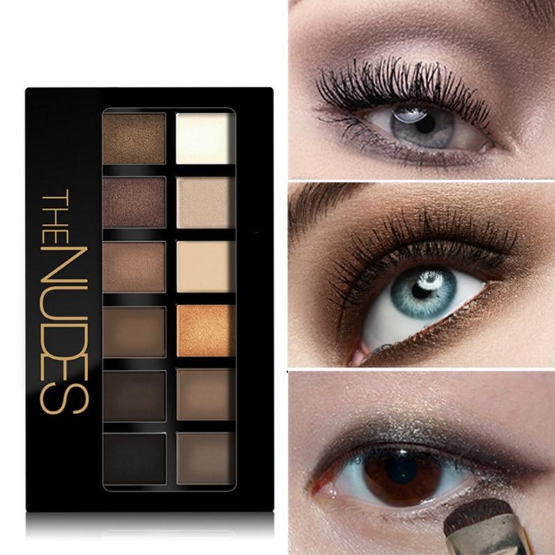Brand New Eye Makeup Palete Eye Shadow Waterproof Lasting -9932