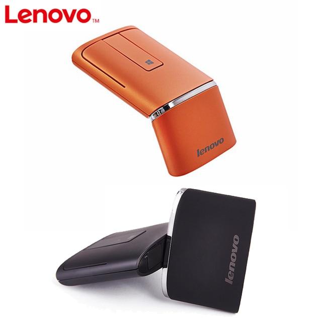 Lenovo Dual modo inalámbrico ratón táctil N700 con 1200 dpi USB interfaz de ratón para computadora MAC PC portátil ratón de juego logitech