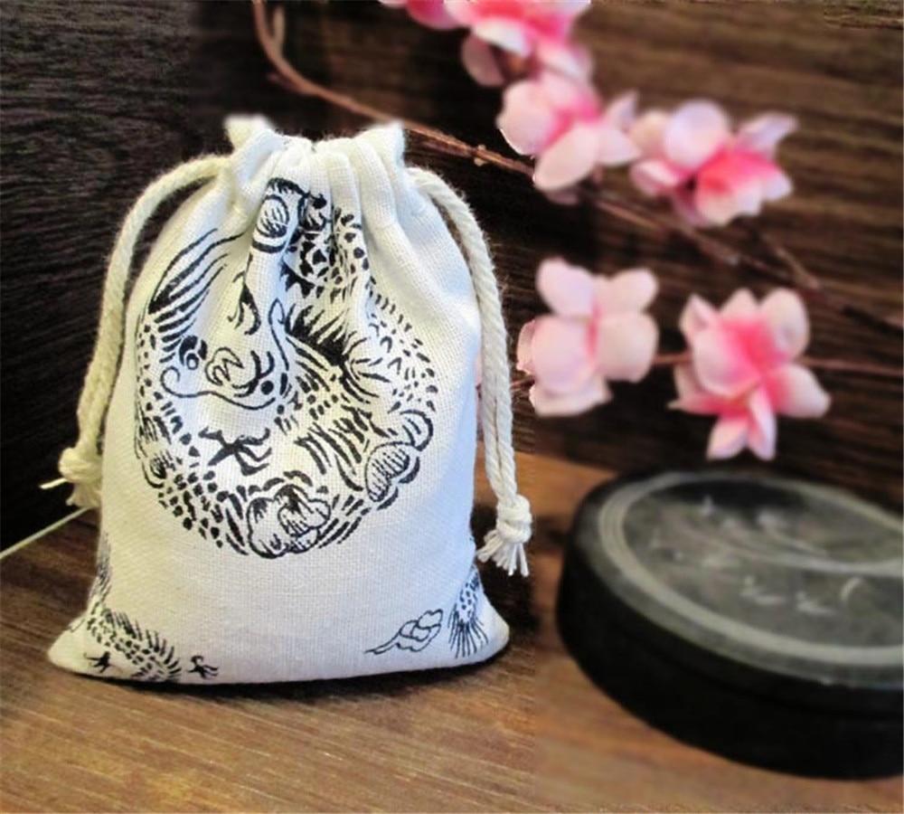 Wedding Gift China: 30pcs Benediction Small Gift Cotton And Linen Chinese