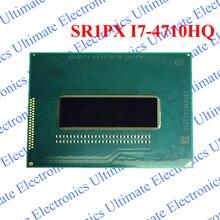 ELECYINGFO Utilizzato SR1PX I7 4710HQ SR1PX I7 4710HQ BGA chip testato al 100% di lavoro e di buona qualità