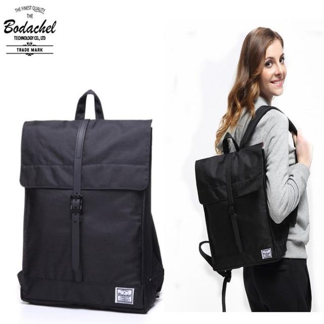 Bodachel Oxford Square City Backpack School Bag For Women Girls BC0301 c1d6bf9b8c786