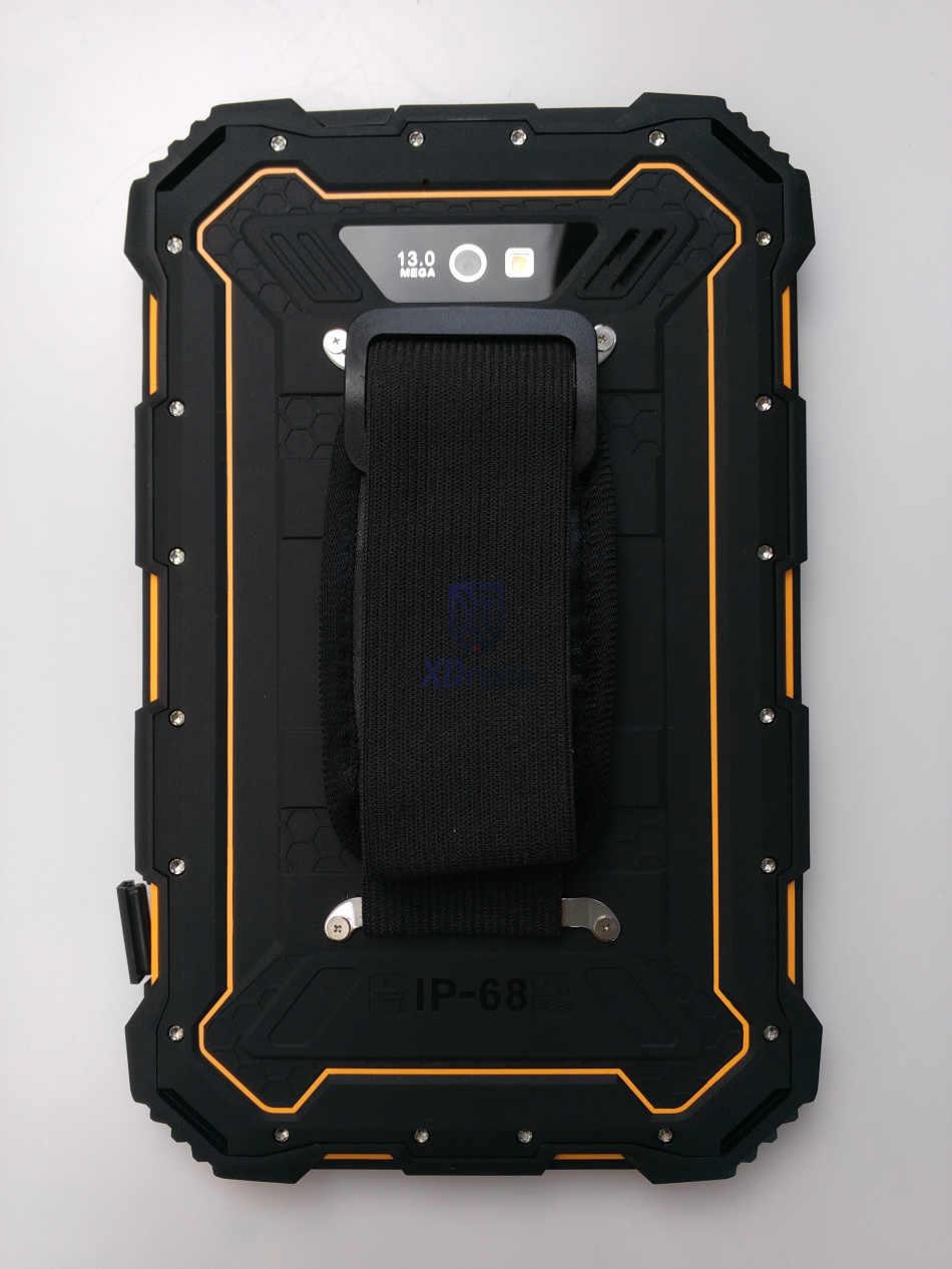 2018 оригинал Android Прочный планшетный ПК IP68 водонепроницаемый ударопрочный смартфон MTK6735 четыре ядра 2 ГБ Оперативная память 13.0MP 4G LTE FDD NFC gps