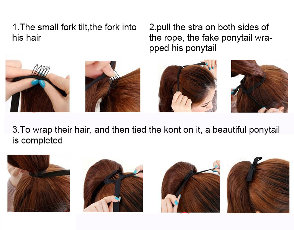 Clip Pony Synthetic discount 10