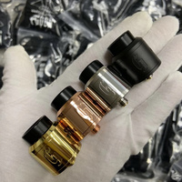 100% Original GOON 528 25MM RDA 25mm diameter Vacuum plated stainless steel structure if not i refund to you