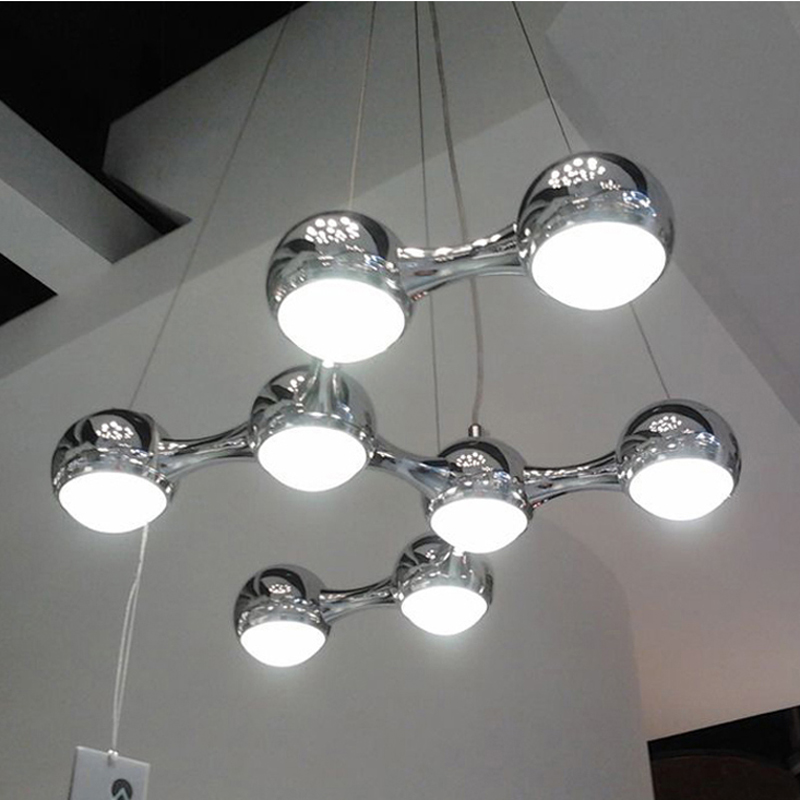 Italy Fashion Pendant Light and modern fashion creative restaurant simple energy-saving lamps LED new custom art yt0265 italy 2014 renewable energy and sustainable development falls volcano 1ms new 0521
