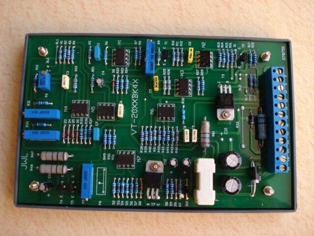 VT2000BS40G, VT2010BS40, VT2013BS40, VT2000BK40A Proportional Valve ControllerVT2000BS40G, VT2010BS40, VT2013BS40, VT2000BK40A Proportional Valve Controller
