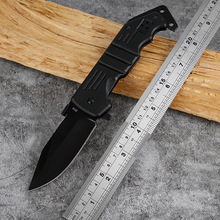 Tactical 59HRC High Hardness 5CR13 Blade Steel + Aluminum Handle Folding Knife  Outdoo Camping Hunting Survival Tool high end microtech scarab troodon a07 camping hunting tacticall tool 440c blade aviation aluminum handle