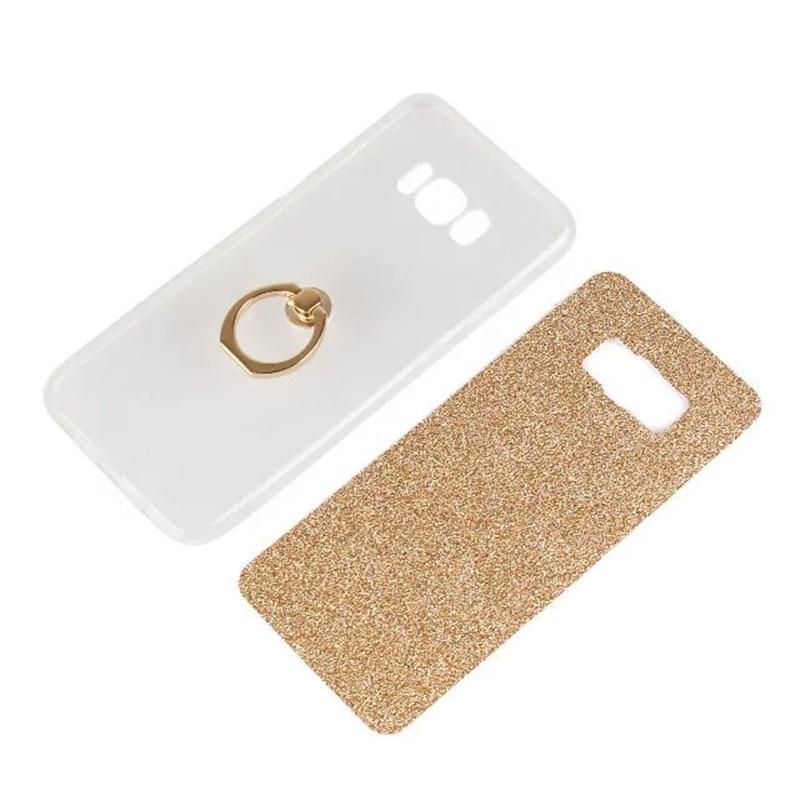 Untuk Samsung Galaxy S8 Kasus Penutup Transparan Lembut TPU Kasus - Aksesori dan suku cadang ponsel - Foto 5