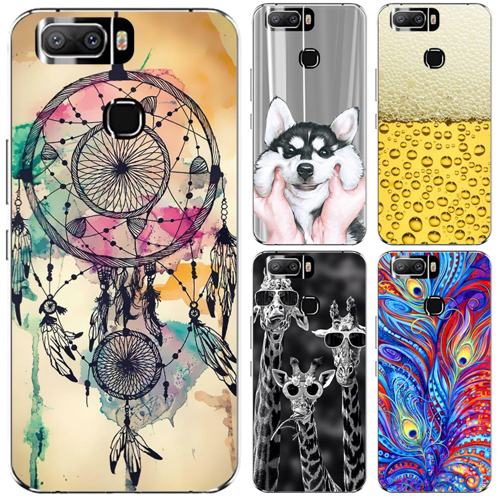 New Arrival Phone Case For Leagoo S8 Pro 5.99-inch Fashion Design Art Painted TPU Soft Case Silicone Cover