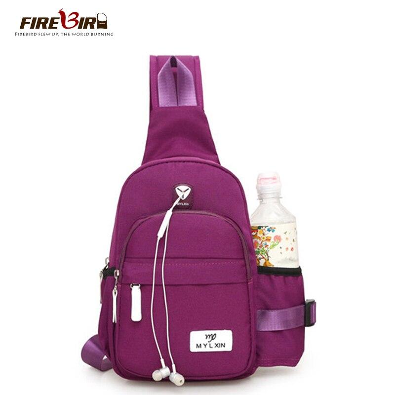 Crossbody bags for women Function Cool Leisure Chest Bag Men Pack nylon High Quality Brand Men Messenger bag trave back Pack