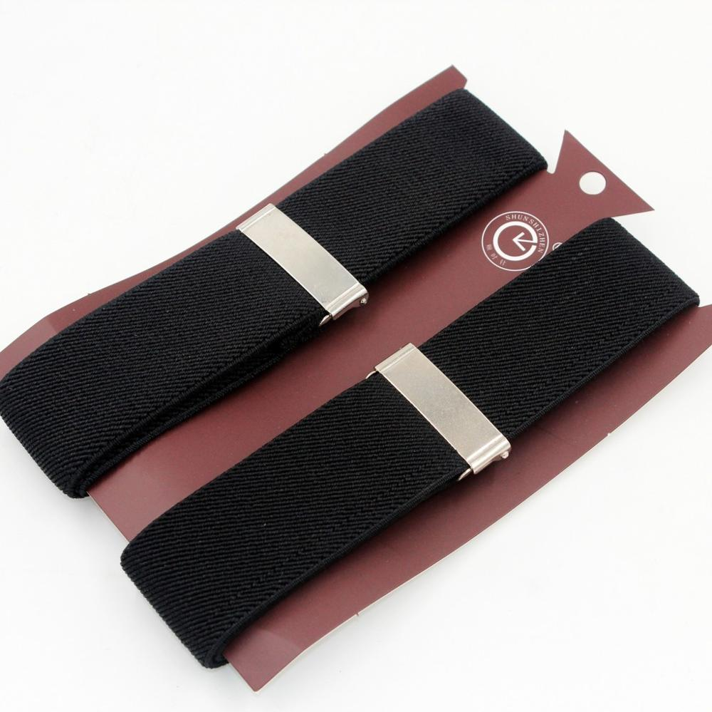 2019 New Elastic Man Shirt Armband Sleeve Ring